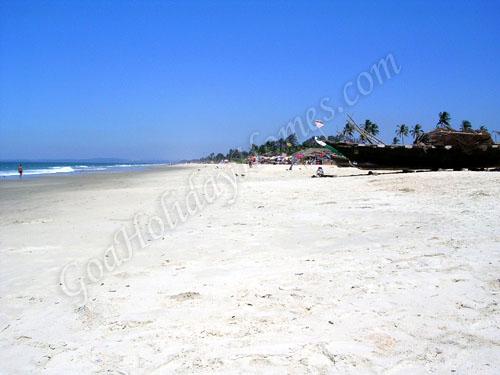Benaulim Beach In Goa Information On Goa Benaulim Beach