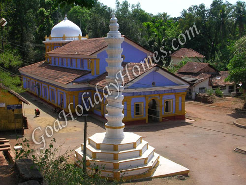Sri Saptakoteshwar Temple in Goa