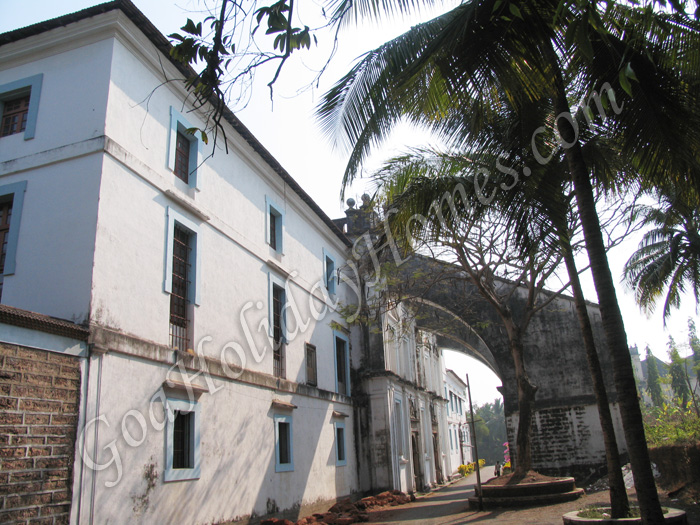 Convent of St. Monica in Goa