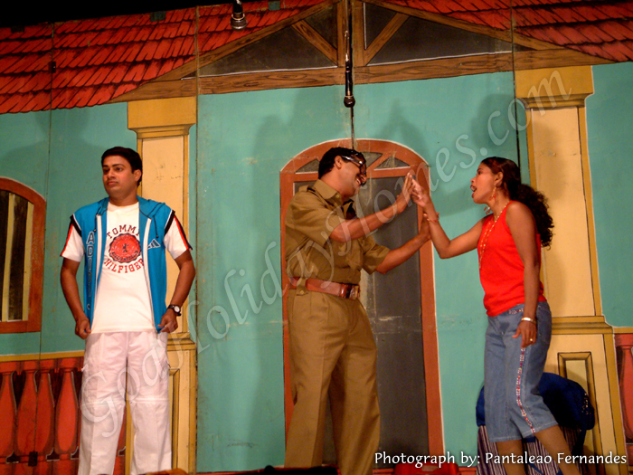 Tiatr - Traditional Theatre in Goa in Goa