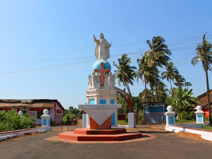 St. Elizabeth\'s Church in Goa