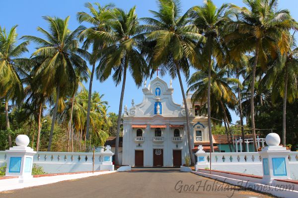 St. Elizabeth\'s Church in Goa