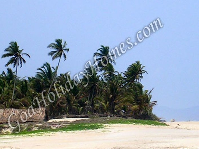 Uttorda Beach in Goa