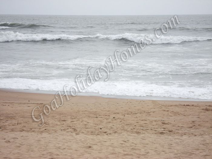 Vainguinim Beach in Goa