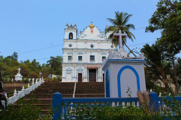 Verem Three Kings Church in Goa