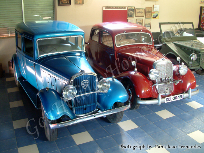 Vintage Car Museum in Goa
