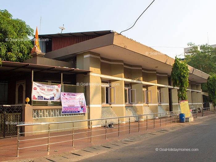Damodar Temple at Vasco in Goa