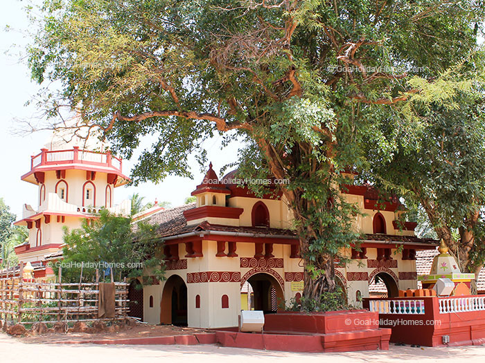 Shri Devi Sharvani Temple in Goa