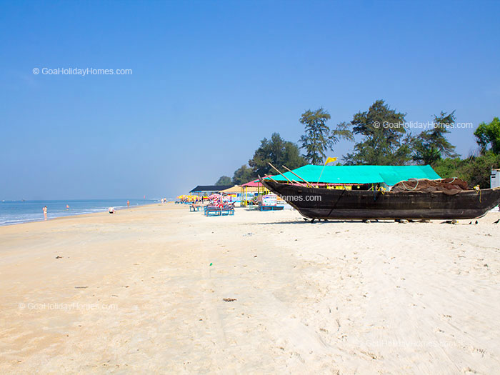 Fatrade Beach  in Goa