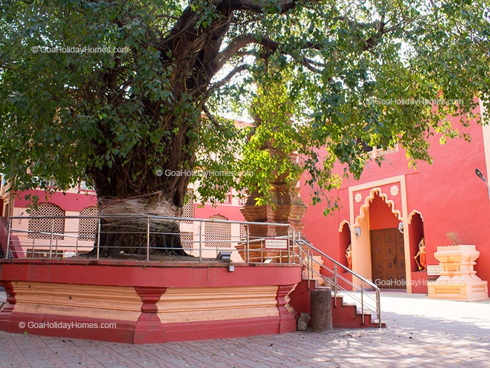 Mahalaxmi Temple at Panaji in Goa