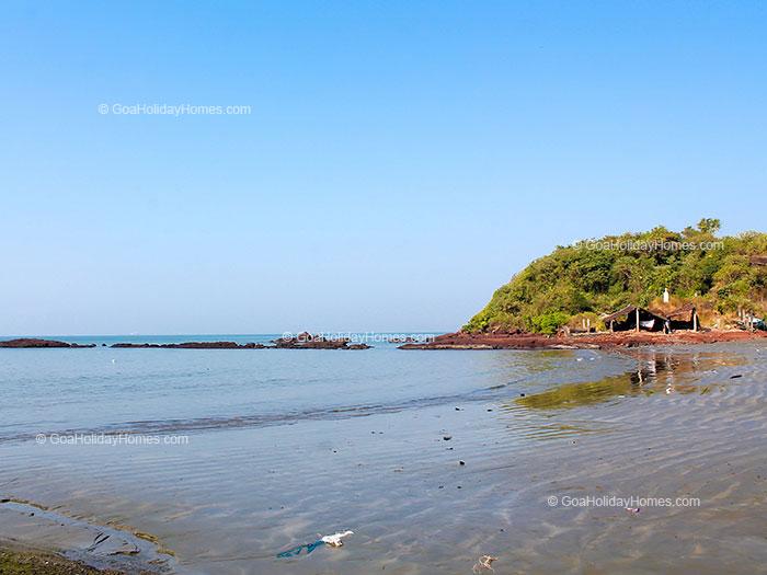 Marivel Beach in Goa