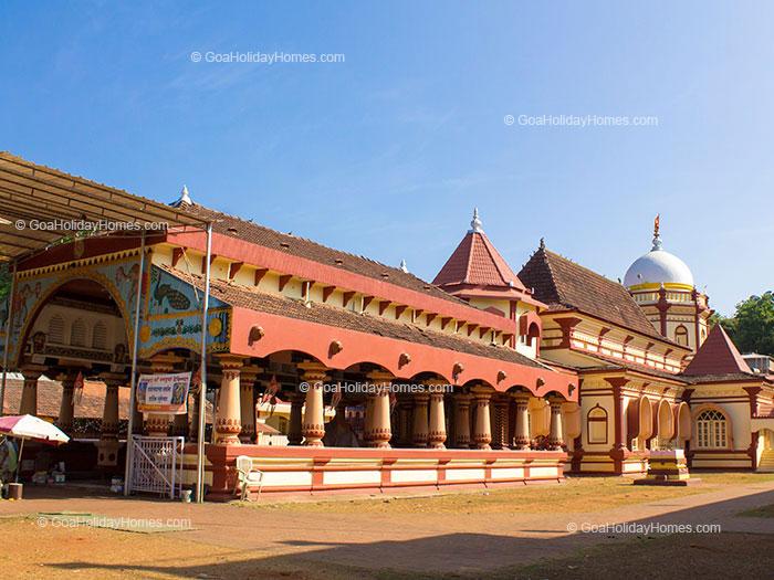 Shri Navdurga temple at Madkai in Goa