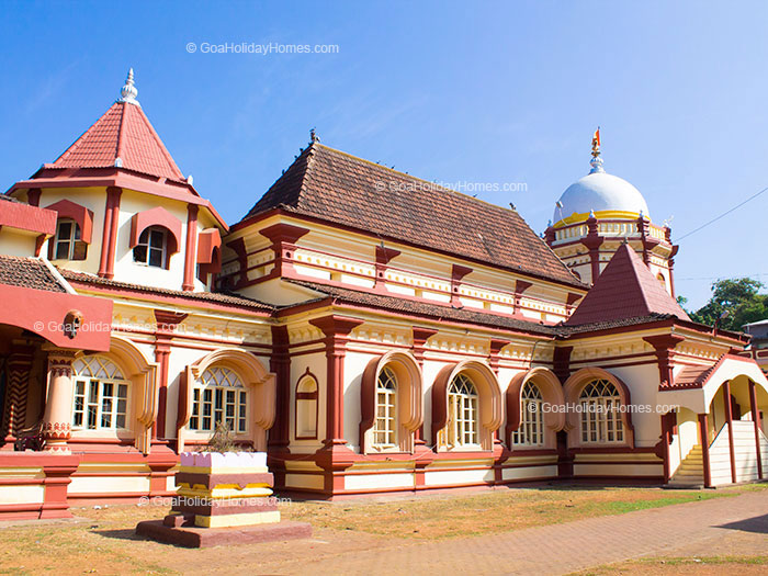 Shri Navdurga temple at Madkai in Goa