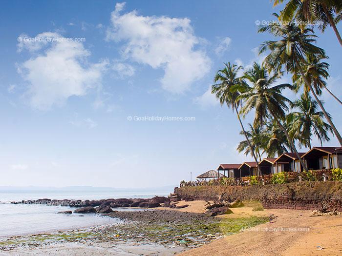 Odxel Beach in Goa