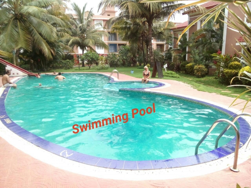 Photos Gallery 2bhk Apartment With Pool In Candolim North Goa Located In Candolim North Goa