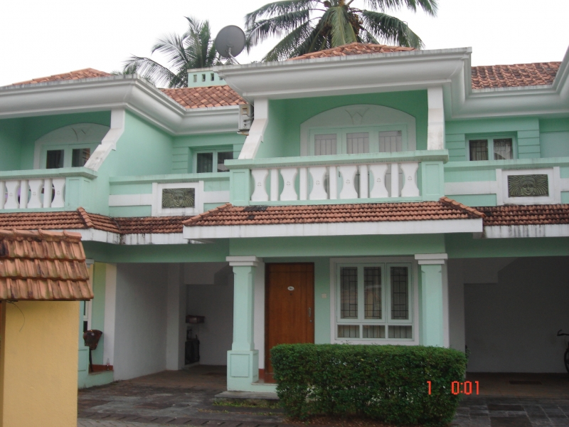 Bhk Private Villa Green Palm Holiday Homes Calangute Goa
