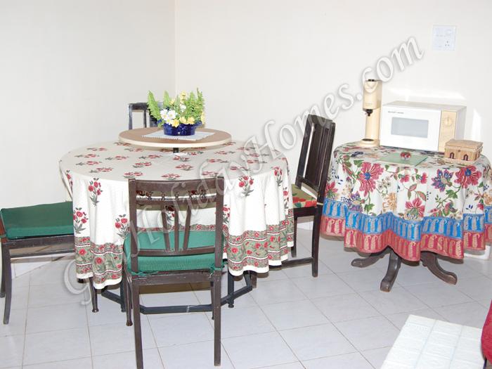 goa beach holidays goa bhk living room   Photos Gallery : Row House for Rent in South Goa Located ...