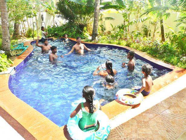 Photos Gallery Villa Nina Located In Anjuna North Goa