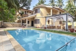 Luxury Villa For Rent in Calangute in Calangute, North Goa