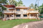 LH09 - 3 Bedrooms Budget Accommodation Villa in Calangute, North Goa