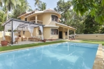 Bungalow for short term rental in Calangute, North Goa
