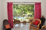 Holiday Apartment with pool in Benaulim beach in Benaulim, South Goa