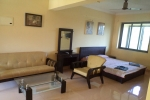 Apartments for rent at Vagator in Vagator, North Goa
