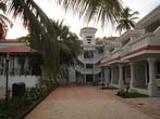 Beachside House to Rent in Benaulim in Benaulim, South Goa