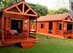 Cabo Cabana Riverside Holiday Cottages in Betim, North Goa