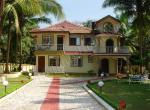 Casa De Jardin Varca South Goa in Varca, South Goa