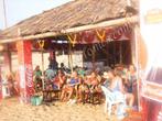 Sea N Sand shack in Candolim, North Goa