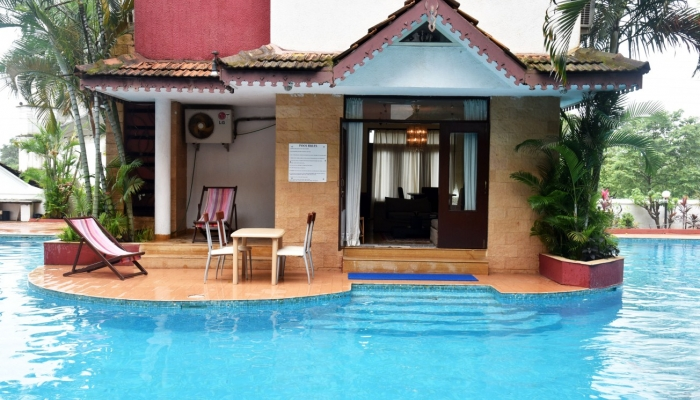 Guest houses in goa cheap guest houses in goa short term stay in a guest house in goa cheap for Guest house in goa with swimming pool