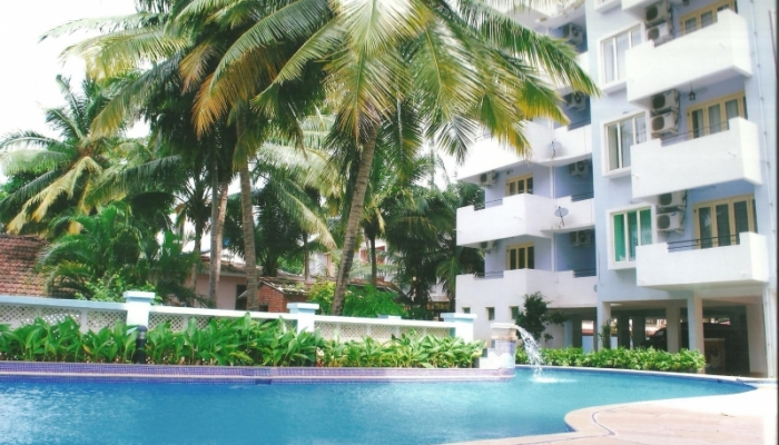 Candolim Beach Guest House