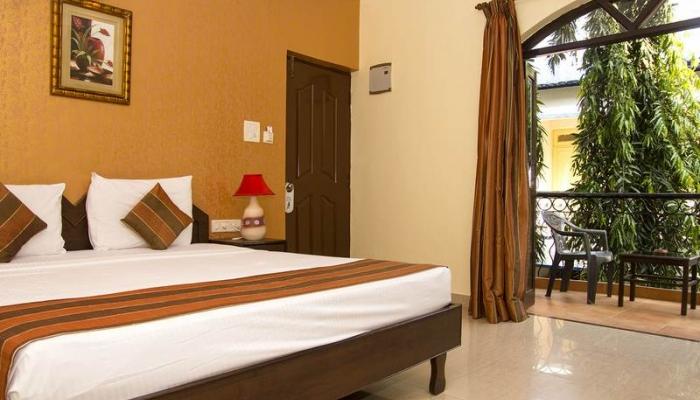 Nazri Resort 4 Star Resort In Calangute Baga North Goa
