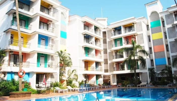 Palmarinha Resort Suites Calangute Resorts Palmarinha Resort Suites Palmarinha Resorts