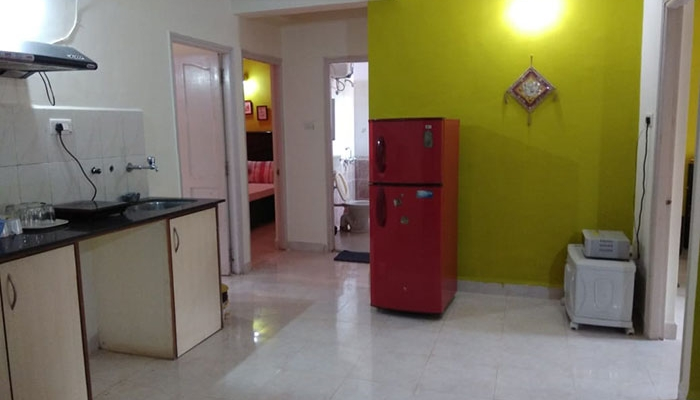 Apartment for rent in Calangute, About 3 bedroom apartment ...