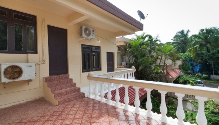 luxury homes in goa lh07  luxury  spacious villa to rent
