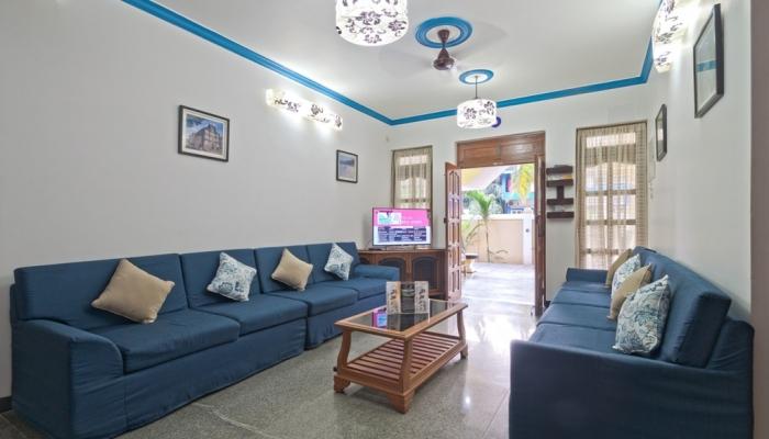Goa Room Rent Per Day