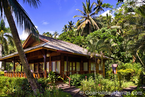 Long Term Holiday Rental in Goa