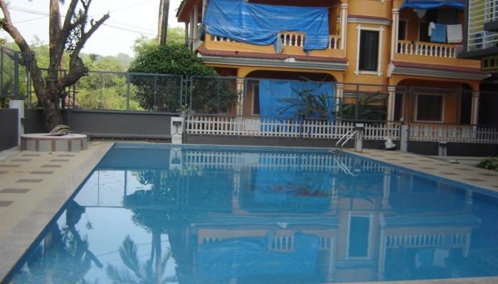 rental house in goa