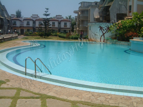 Palm Crest Holiday Homes Apartment For Rent In Colva