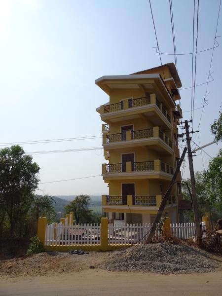 goa beach holidays goa bhk living room   2BHK flat for Sale in Santacruz, North Goa, flats in ...