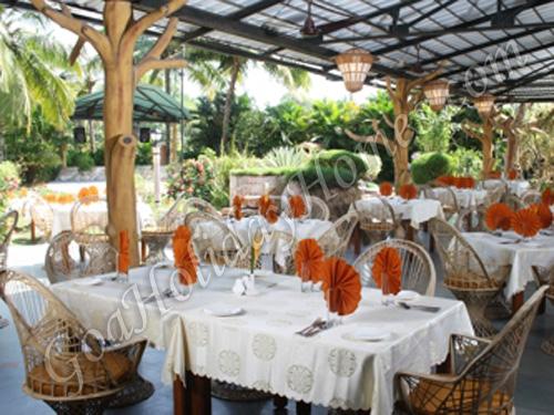 Seafood Restaurant Near Taj Exotica Goa